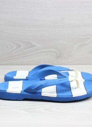 Шлепанцы crocs оригинал, размер 38 (вьетнамки крокс)