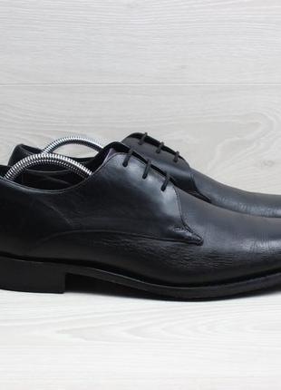 Классические кожаные мужские туфли oliver sweeney, размер 45