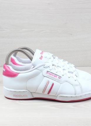 Женские белые кроссовки reebok оригинал, размер 35 - 36