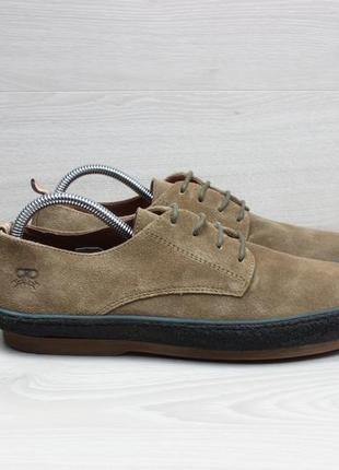 Замшевые мужские мокасины the seeker, размер 42 (туфли)