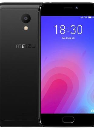 Смартфон Meizu 6 цвет черный (экран 5,2 дюйма; памяти 3/ 32 Гб)
