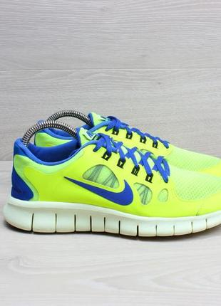 Яркие кроссовки nike free оригинал, размер 39