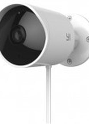 Камера видеонаблюдения Xiaomi YI Outdoor Camera (YI-86003)