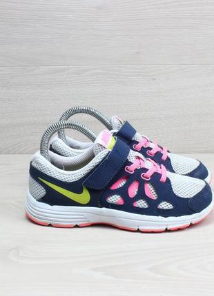 Детские кроссовки на липучке nike fusion run оригинал, размер ...