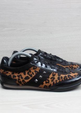Женские кроссовки clarks оригинал, размер 38 - 38.5 (леопард, ...