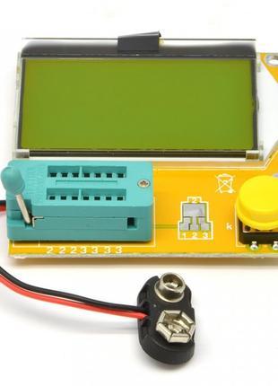 Универсальный тестер компонентов LCR-T4