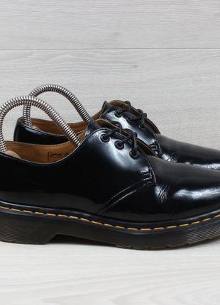 Женские кожаные туфли dr. martens оригинал, размер 37