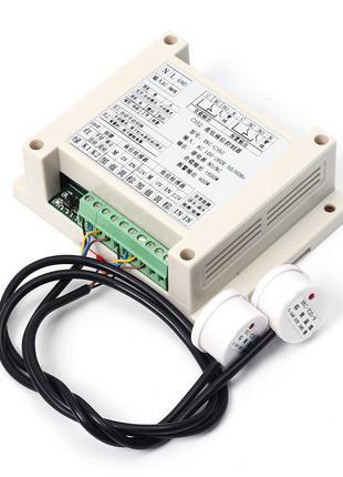 Контроллер уровня воды с бесконтактными датчиками