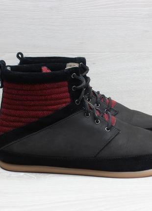 Мужские кожаные ботинки volta, размер 42 (демисезонные)