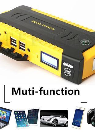 Пуско-зарядное устройство для автомобиля с экраном, повербанк ...