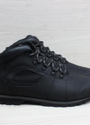 Кожаные ботинки timberland оригинал, размер 41