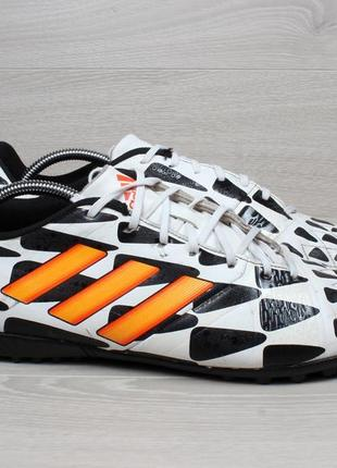 Футбольные сороконожки adidas nitrocharge оригинал, размер 46 ...