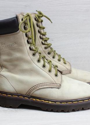 Кожаные ботинки dr. martens england оригинал, размер 37
