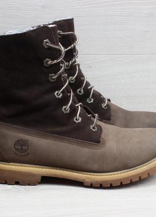 Женские ботинки с мехом timberland waterproof оригинал, размер 39