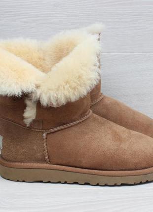Зимние сапоги с мехом ugg оригинал, размер 33 - 34 (угги ботинки)