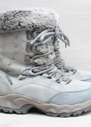 Женские зимние термо ботинки hi-tec waterproof, размер 38 (thi...