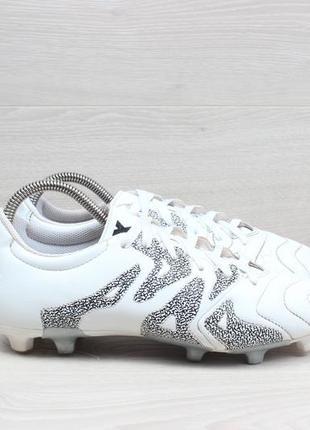 Футбольные бутсы adidas оригинал, размер 39 - 40 ( x 15.3 fg/ag)