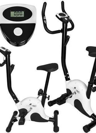 Вертикальный велотренажер Malatec Stilo 10015 (механический, П...