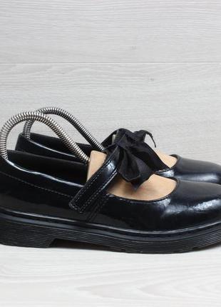 Женские лакированные туфли dr. martens оригинал, размер 37 (ma...