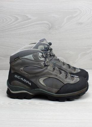 Зимние треккинговые ботинки scarpa оригинал, размер 37 (gore-t...