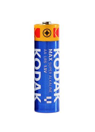Батарейка AA / LR6 Kodak MAX Super Alkaline (1шт.)