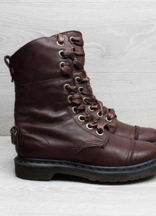 Кожаные женские ботинки dr. martens оригинал, размер 36