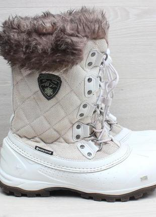 Женские зимние ботинки karrimor waterproof, размер 38 (сапоги)