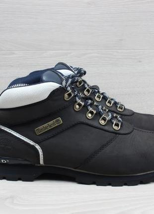 Кожаные мужские ботинки timberland оригинал, размер 41.5
