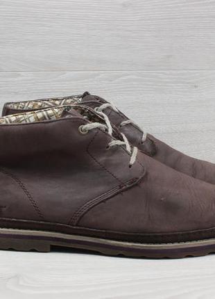 Мужские кожаные ботинки caterpillar оригинал, размер 44 (полуб...