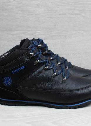 Кожаные ботинки firetrap, размер 39