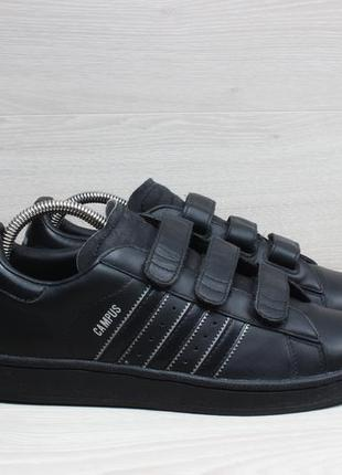 Кроссовки на липучках adidas campus оригинал, размер 40