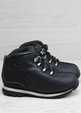 Детские кожаные ботинки timberland оригинал, размер 27 (тимбер...