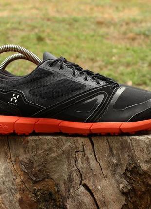 Легкие кроссовки haglofs, размер 38 - 38.5