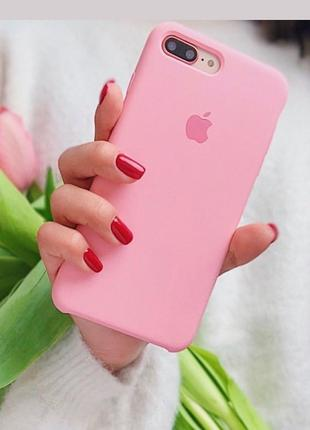 Чехол на айфон apple silicone case для iphone