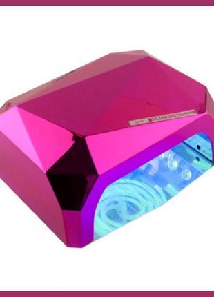 Лампа для маникюра DIAMOND 36W| Лампа для ногтей