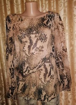 🌺🎀🌺красивая женская шифоновая кофта, блузка atmosphere🔥🔥🔥