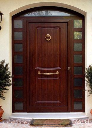 Установка входных и межкомнатных дверей, качественно