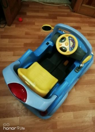Электромобиль для детей Juke