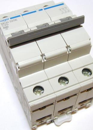 HAGER MCN325E автоматичний вимикач