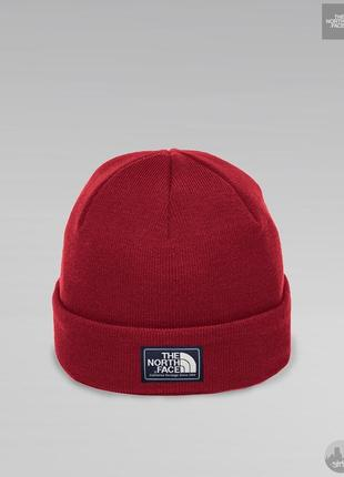 Шапка the north face classic beanie