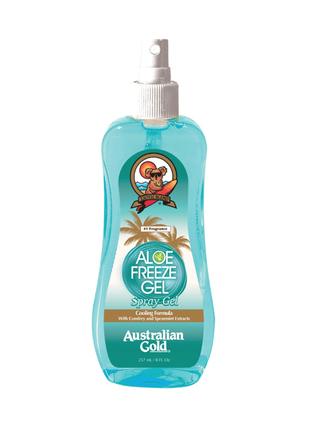 Australian gold aloe freeze spray gel   охлаждающий гель с экс...