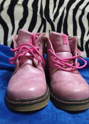 Продам ботиночки весение на девачку 27 размер.