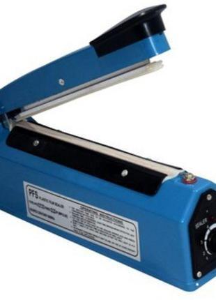 PFS-200 Запайщик свариватель пакетов и пленок ручной пластиков...