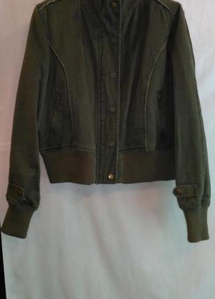 Хорошая женская куртка осенне-весенняя