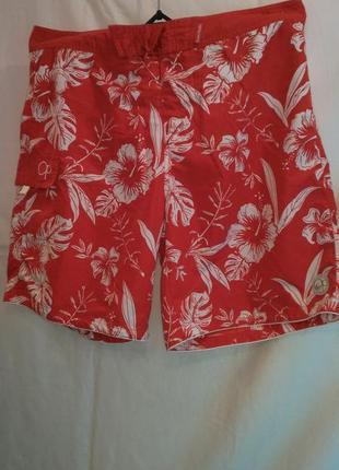 Модные шорты бермуды для крутого парня