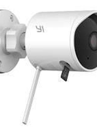 IP-камера YI Outdoor Camera 1080P White (YHS.3017)