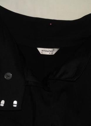 Черные фирменные очень классные  атласные  шорты