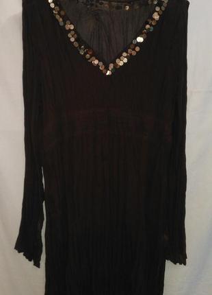 Блузка классная  моднявая  и нарядная(made in sri lanka )