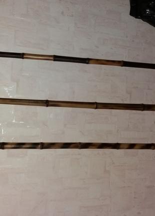 Швабры из натурального бамбукового ствола