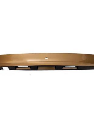 Накладка крышки багажника Nissan Qashqai 90812JD00H золотая